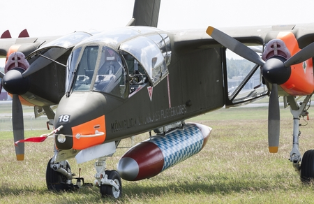 turboprop: The North American Rockwell OV-10 Bronco is an American turboprop light attack and observation aircraft.
