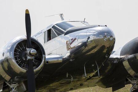 american beech: Beechcraft C45 Twinbeech