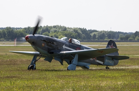 to maintain: Yakovlev Yak-3 was a World War II Soviet fighter aircraft. Robust and easy to Maintain, it was very much liked by pilots and ground crew alike. Editorial