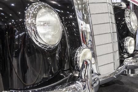 vintege and old german car