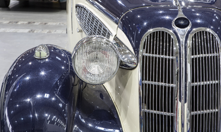 old and vintage car