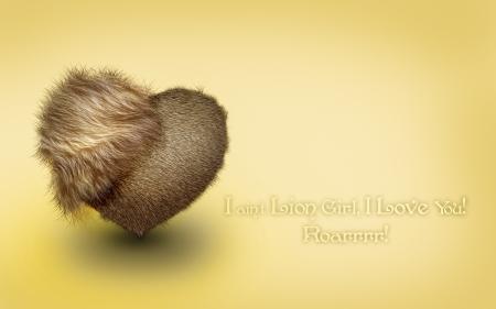 Lion Heart Card photo