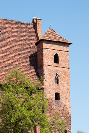Malbork castle Editorial