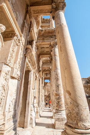 friso: Ephesus library