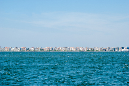 resort life: View of Izmir city
