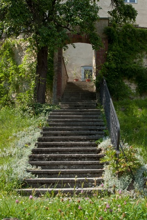 banister: Mystical Steps
