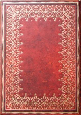 Leder Tagebuch Hintergrund Standard-Bild