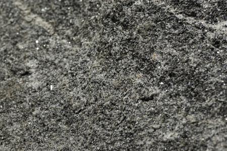 Detail der rauen grauen Granit Standard-Bild