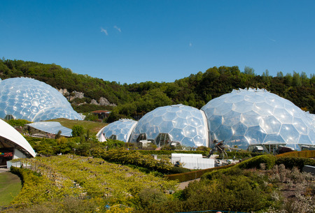 Eden Project Biomes and Landscapes Editorial