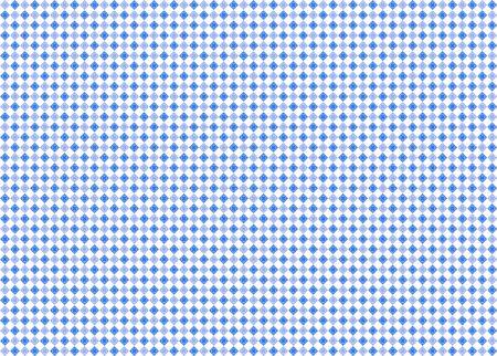 Classic Retro Blue Table Cloth Stock Vector - 17872266