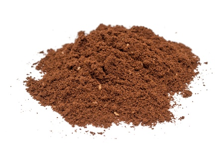 Details Of Coffee Powder Pile Stock Photo - 17992270