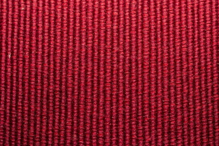 crafted: Macro Photo Of A Red Wool