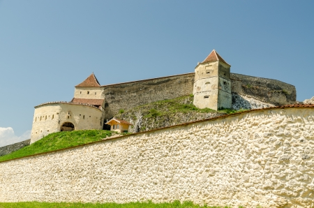 Rasnov Citadel is a historic monument and landmark in Romania. The medieval citadel of today is considered to be built between 1211 and 1225.