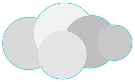 Cloud Technology Concept Stock Vector - 19452545