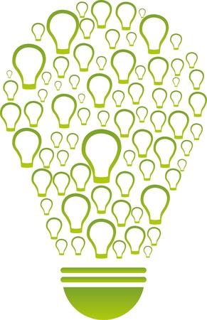 Green Energy Concept Stock Vector - 20621944