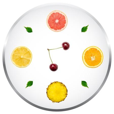 pine apple: Healthy Food Concept