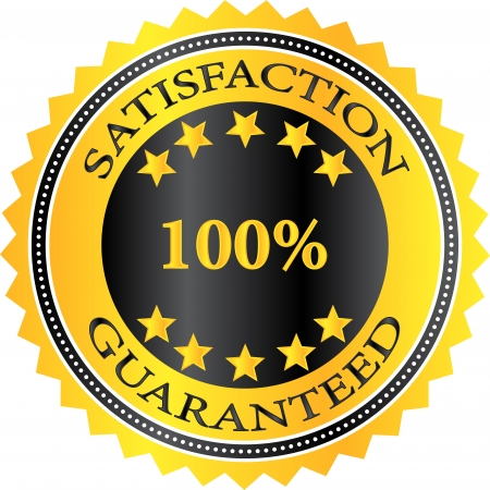 quality product: Premium Quality Product Satisfaction Guaranteed Badge