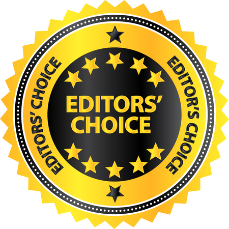 editors: Editors Choice Quality Product Badge