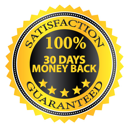money: 30 Days Money Back Guaranteed Badge