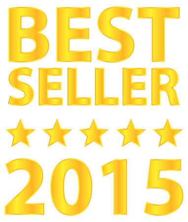 best seller: Best Seller F�nf Sterne Golden Award 2015