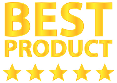 five star: Best Product Five Star Gold Award