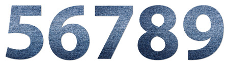 denim jeans: Denim Jeans Texture Numbers 5-9