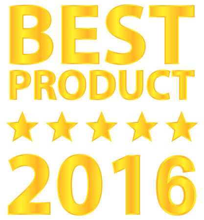 Best Product Five Star Award 2016 Vector