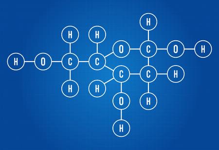 deoxyribose: Chemical Formula Of DNA Component Deoxyribose