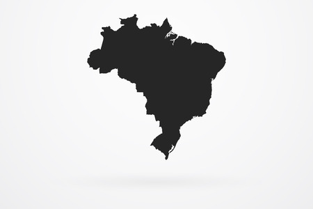 brazil country: Brazil Country Vector Map