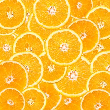 orange slice: Orange Slice Abstract Seamless Pattern Stockfoto