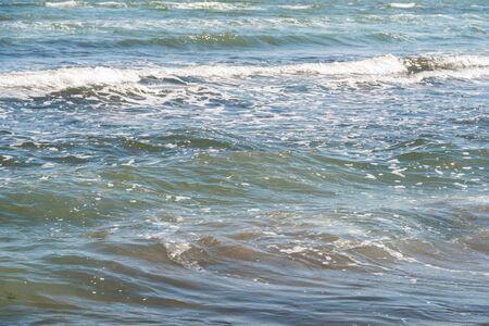 ondas de agua: The Black Sea Water Waves