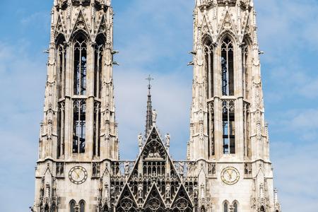 votive: Built In 1879 The Votive Church Votivkirche is a neo-Gothic church located on the Ringstrasse in Vienna, Austria.