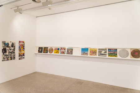 モダンアート: VIENNA, AUSTRIA - AUGUST 06, 2015: Mumok Museum Moderner Kunst Or Museum of Modern Art is a museum in the Museumsquartier in Vienna that has a collection of 7,000 modern and contemporary art works.