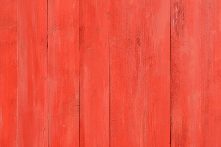 painted wood: Painted Old Red Wood Board Background