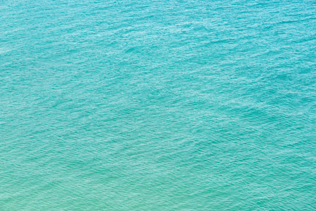 Blue Ocean Water Texture Background