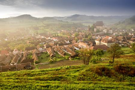 biertan: Biertan village