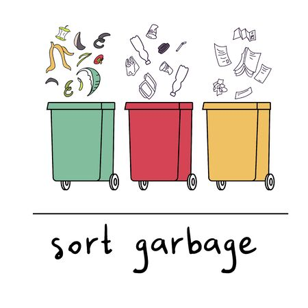How to reduce plastic waste at home choosing reusable items instead of disposable products, objects comparison, zero waste and sustainability concept