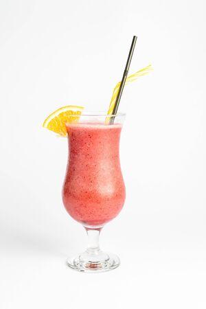 beverage menu: Berries Smoothie Stock Photo