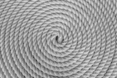 bobina: Rope Coil
