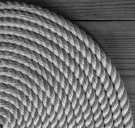 corded: Rope Coil