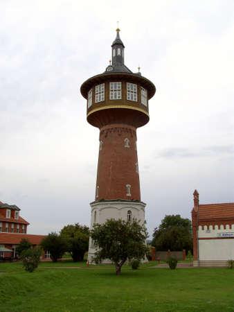 wody wieży: Stara wieża woda