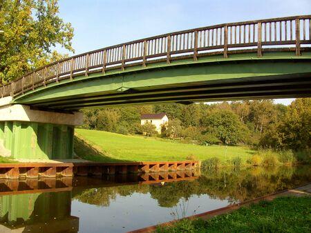 Brickyard bridge in Templin