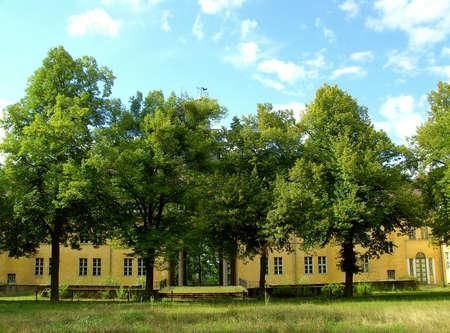 Old teacher institute Templin