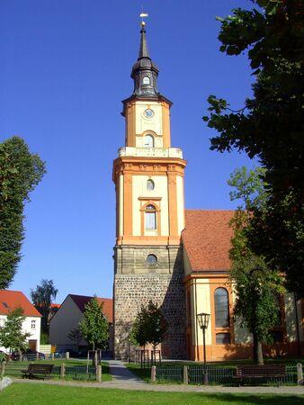 Church of Mary Magdalene in Templin Stock Photo - 12384424