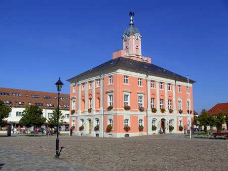 Town Hall of Templin