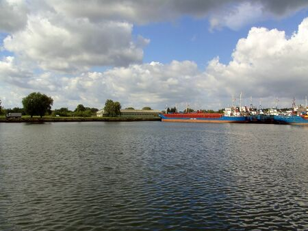Port of Peenemunde