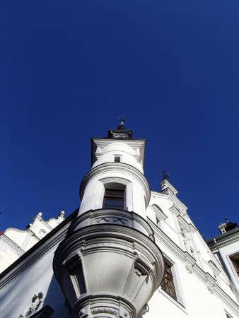 Castle Castle Boitzen Stock Photo