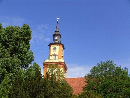 Maria Magdalenen Church  Stock Photo