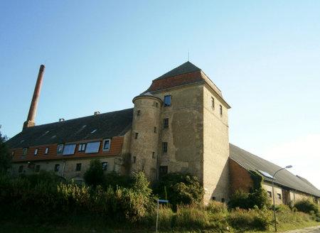 Manor house in Herzfelde