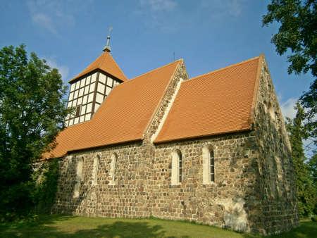 protestant: Protestant church in Kuhz